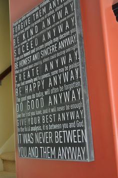 I Am Momma - Hear Me Roar: DIY Subway Art for under $7 Love this and might try it...just to find the right quote!