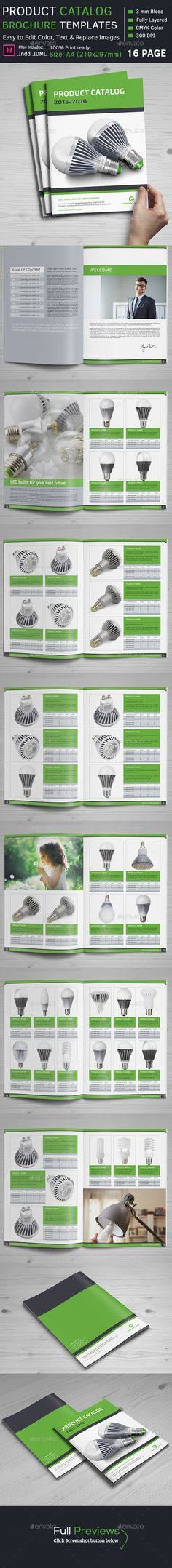 Product Catalog Tempalte #design Download: http://graphicriver.net/item/product-catalog/11630273?ref=ksioks