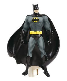 Look at this #zulilyfind! Batman Night-Light by Batman #zulilyfinds