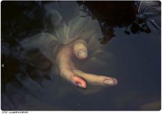 Hand in water by ~utu-lab on deviantART