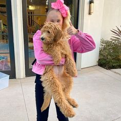 "JoJo Siwa on Instagram: ""he's getting SOOOOOO big!!!🐶🌟"" Jojo Siwa, Photo And Video, Instagram, Big, Animals, Collection, Videos, Photos, Animaux"
