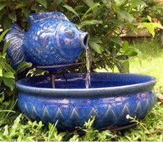 Little Garden Fountain....
