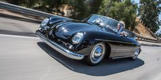 This Porsche 356 Is Actually a Cayman Underneath