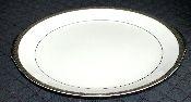 Nikko Inca Platinum Handled Cake Plate Nikko, Cake Plates, Dinnerware, Tableware, Dinner Ware, Dining Ware, Tablewares, Dishes, Place Settings