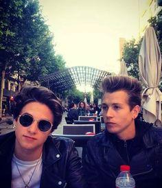 Brad & James