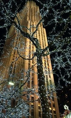 Christmas in NYC.....on my bucket list