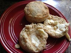 Wheat & Honey Biscuits