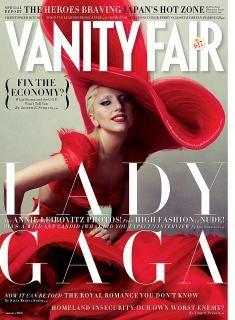 Lady Gaga's Vanity Fair