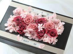 ウエルカムボード プリザーブド : 一会 ウエディングの花