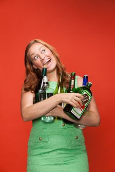 """Had A Hard Day? YouTube's Mamrie Hart Believes """"You Deserve A Drink"""""""