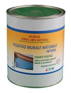 A base di olio di Aleurites, ottimo legante capace di mantenere le caratteristiche di traspirazione necessarie alla salute dell'habitat.