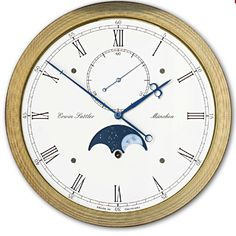 Clock, Wall, Home Decor, Pendulum Clock, Ideas, Watch, Homemade Home Decor, Clocks, Decoration Home
