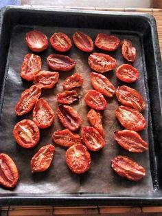 知らなきゃソンする?ドライトマトの作り方 - ぽぽぐち日記