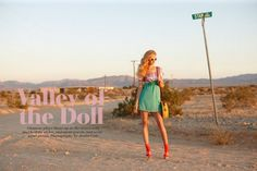 Valley of the Doll