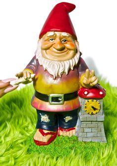 Big Mouth Toys WHATZUP The Garden Gnome Dude | Dolls Kill