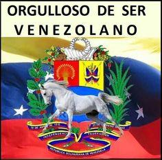 CarmonaTrujillo: ORGULLOSO DE SER VENEZOLANO