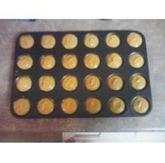 Freeze homemade baby food in mini muffin tins (Pampered Chef).     When frozen- remove and put into food storage bags and use as needed!