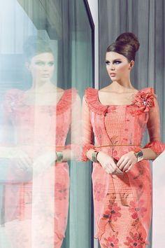 Vestido de Madrina de Carla Ruiz 2013 - Modelo 88308