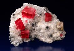 Rhodochrosite, Fluorite, Quartz Region: Porcelain Pocket, Fluorite Raise, Sweet Home Mine, Mount Bross, Alma District, Park Co., Colorado, USA