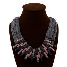 Elegant High Quality Fashion Retro Choker Chunky Necklace | eBay