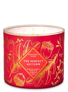 Bath & Body Works The Perfect Autumn Candle