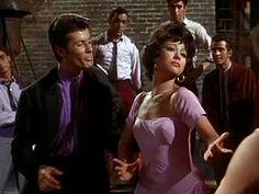 1961 - George Chakiris & Rita Moreno - West Side Story