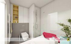 Malá garsónka pre pohodlné bývanie - Projekty | Kivvi architects