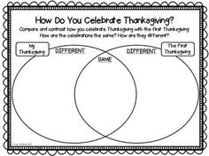 THANKSGIVING FUN ~ FREEBIE! - TeachersPayTeachers.com
