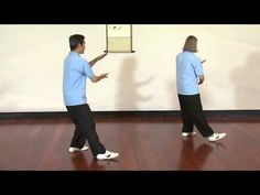 Tai Chi learn 24 forms
