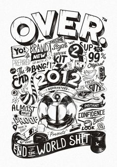 Best Of 2011 Typography