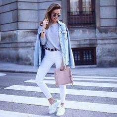 Яркий стиль и комфорт-это возможно!!! DL 1961 Smat Denim умеет сочетать несочетаемое. Роскошный белый цвет, трендовый укороченный силуэт, безупречная посадка и невероятные тактильные ощущения- все это всего в одной паре джинсов!!! Подобрать себе такие вы сможете в JiST или http://jist.ua/