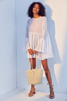b420a7e2929c Shop Out From Under Gossamer Babydoll Slip at Urban Outfitters today. We  carry all the