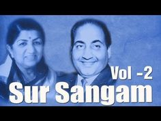 Mohd. Rafi & Lata Mangeshkar Superhit Song Collection - Vol 2 - Sur Sangam