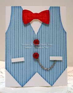 Sleepy in Seattle: Dapper Dad Vest  Gotta make this for my BIL who is into Barbershop singing.