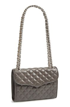 Rebecca Minkoff 'Quilted Mini Affair' Convertible Crossbody Bag available at #Nordstrom