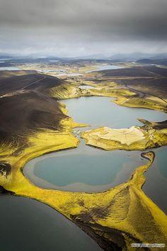 Icelandic highlands - by Thorarinn Jonsson