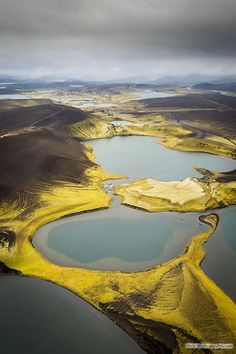 Icelandic highlands - by Thorarinn Jonsson