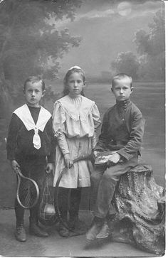 Большой Русский Альбом - Галерея  1910