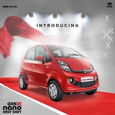 2015 #TataNanoGenX launching tomorrow