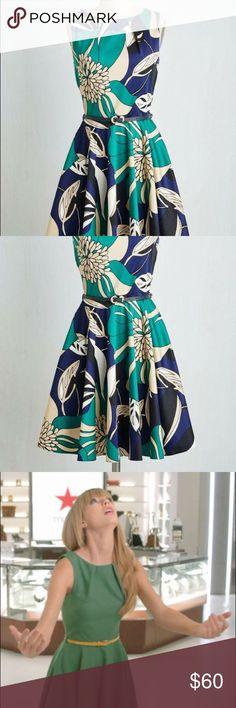 Modcloth Luck Be A Lady Dress NWT US 12 Modcloth Dresses Mini