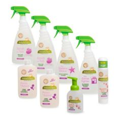 BabyGanics Lavender House Cleaning Products - https://buybuyBaby.com
