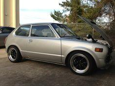1st Gen Honda Civic, Modified