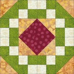 DreamCastle Quilts - Lots of free quilt block patterns in PDF format.  Well worth the look!!