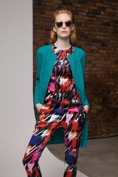 Talbot Runhof | Pre-Fall 2014 Collection | Style.com