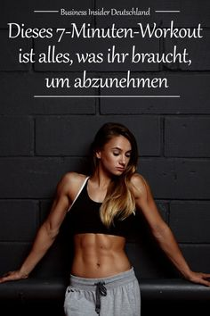 Der Physiologe Chris Jordan hat ein W… Take a workout with just a few minutes? Physiologist Chris Jordan has developed a workout that only takes 7 minutes. Chris Jordan, Fitness Inspiration Quotes, Fitness Motivation Quotes, Diet Motivation, Motivation Inspiration, Training Motivation, Workout Inspiration, Exercise Motivation, Fitness Herausforderungen