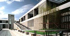 01 Beijiao Cultural Centre by Gravity Partnership North entrance « Landscape Architecture Works | Landezine