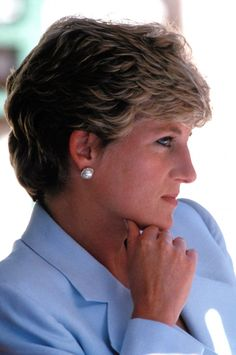 Diana (Diana Frances Spencer) Princess of Wales, UK (1961-1997) was the 1st wife of Charles (Charles Philip Arthur George) (1948-living2013) Prince of Wales, the 1st Child & heir of Queen Elizabeth II (Elizabeth Alexandra Mary) (1926-living2013).