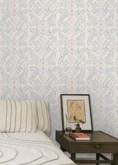 Salad Days #wallpaper #coveredwallpaper #modernwallpaper #paperyourwalls #design #homedecor #home #decor #modern