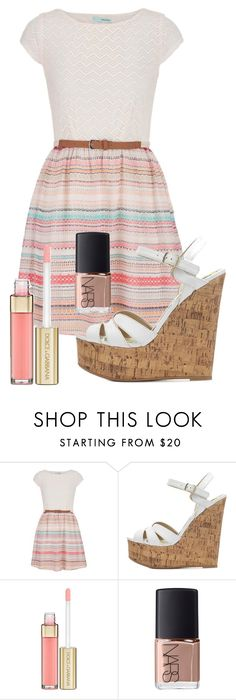 """""""Not ready yet"""" by farahossama ❤ liked on Polyvore featuring maurices, Charlotte Russe, Dolce&Gabbana and NARS Cosmetics"""