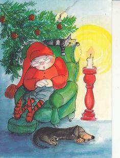 Virpi Pekkala Christmas Tale, Christmas Cards, Merry Christmas, Xmas, Christmas Illustration, Illustration Art, Whimsical Art, Disney Art, Illustrators
